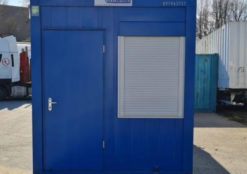 Блок-контейнер 20″ Containex  6,0х2,4м (Контейнекс) b9