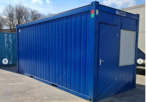 Блок-контейнер 20″ Containex  6,0х2,4м (Контейнекс) b