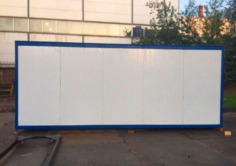 Блок-контейнер офисный 6,0х2,4х2.6м b1