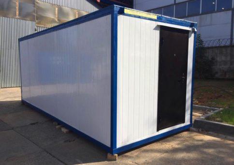 Блок-контейнер офисный 6,0х2,4х2.6м b0