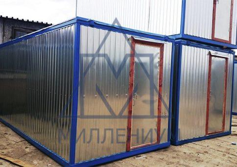 БК-00 с ПВХ окном (МДФ панели) b1