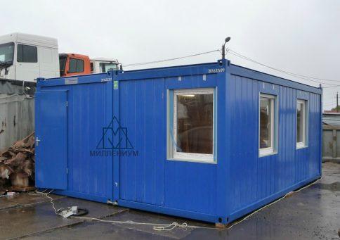 Блок контейнер 10″ Containex 3х2,4м (Контейнекс) b2