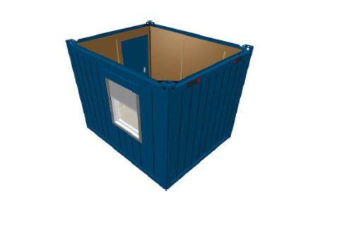 Блок контейнер 10″ Containex 3х2,4м (Контейнекс) b