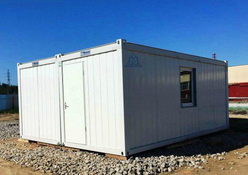 Блок контейнер 10″ Containex 3х2,4м (Контейнекс) b6