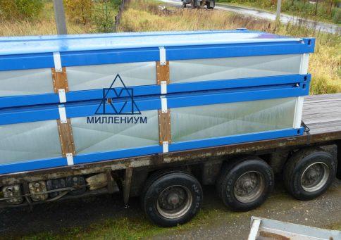 Блок контейнер 10″ Containex 3х2,4м (Контейнекс) b7