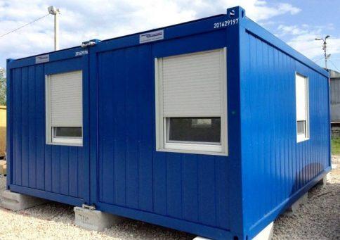 Блок-контейнер 20″ Containex  6,0х2,4м (Контейнекс) b5
