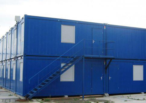 Модульное здание Containex b5