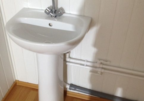 Модуль сантехнический: СТ-01 (туалет душ) b2