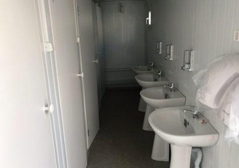 Модуль сантехнический: СТ-02 (туалет душ) b2
