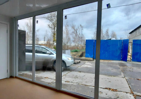БК-05: Офисный евро-павильон 4 b1