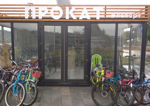 Торговый павильон ТП-00 с декоративной отделкой b3