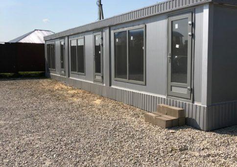 Модульное здание Containex»20 Павильон (6,0х4,8х2,6м) b4