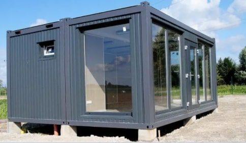 Модульное здание Containex»20 Павильон (6,0х4,8х2,6м) b0